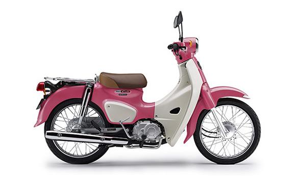 画像: スーパーカブ110・『天気の子』ver.が乗れるのは「HondaGO BIKE RENTAL」だけ!?