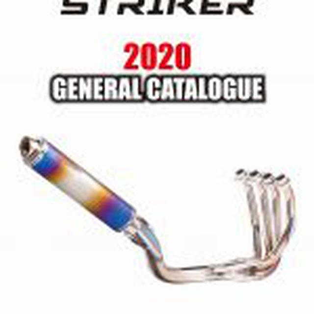 画像: バイク マフラー バックステップのストライカー COLOR'S INTERNATIONAL | カラーズインターナショナル | STRIKER