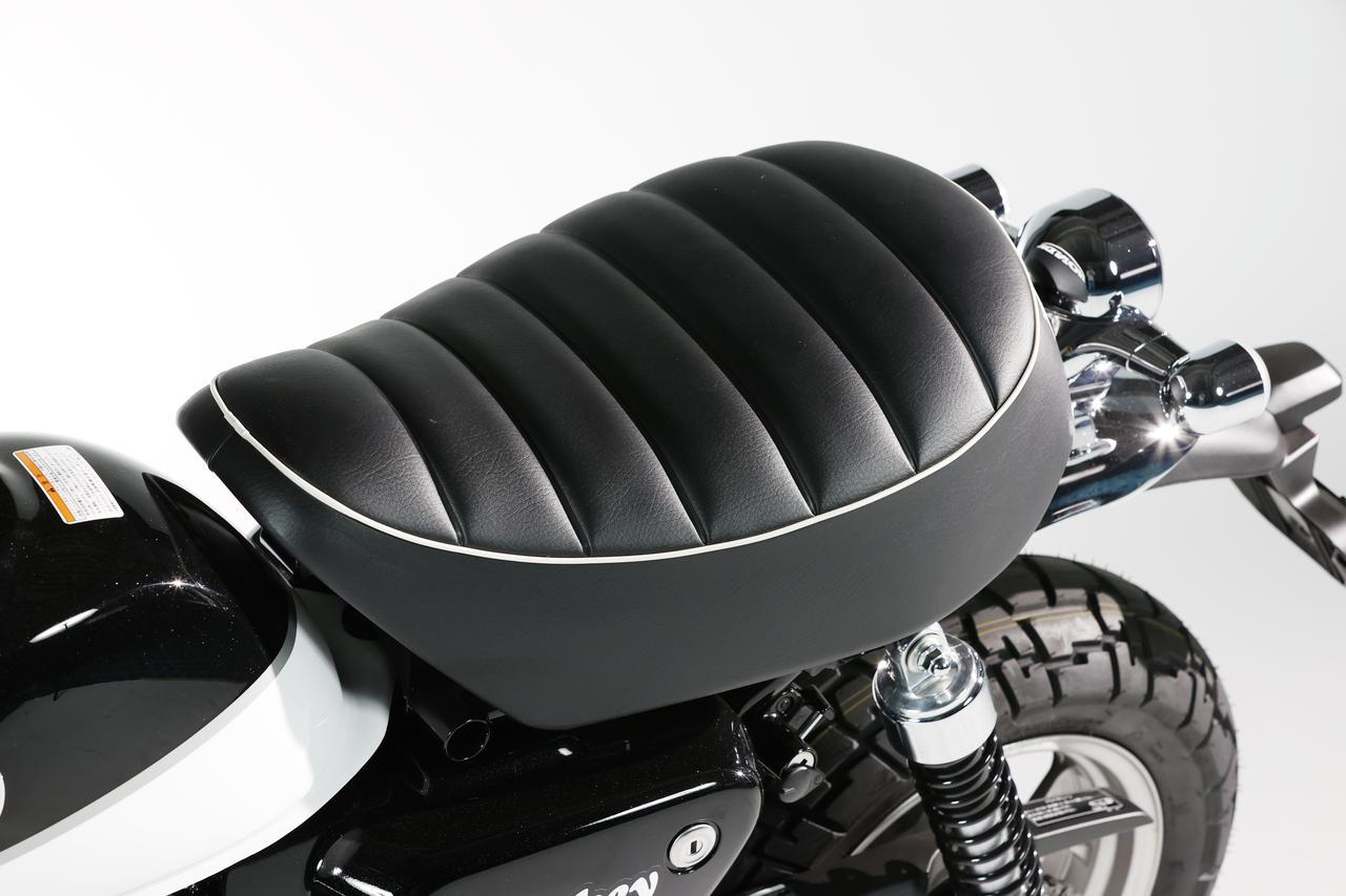 Images : 7番目の画像 - ホンダ「モンキー125」新色:パールシャイニングブラックの写真をもっと見る! - webオートバイ