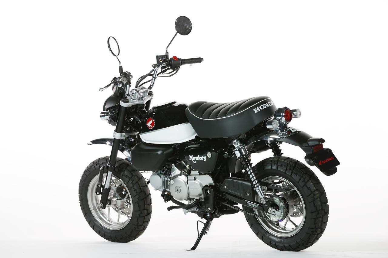 Images : 1番目の画像 - ホンダ「モンキー125」新色:パールシャイニングブラックの写真をもっと見る! - webオートバイ