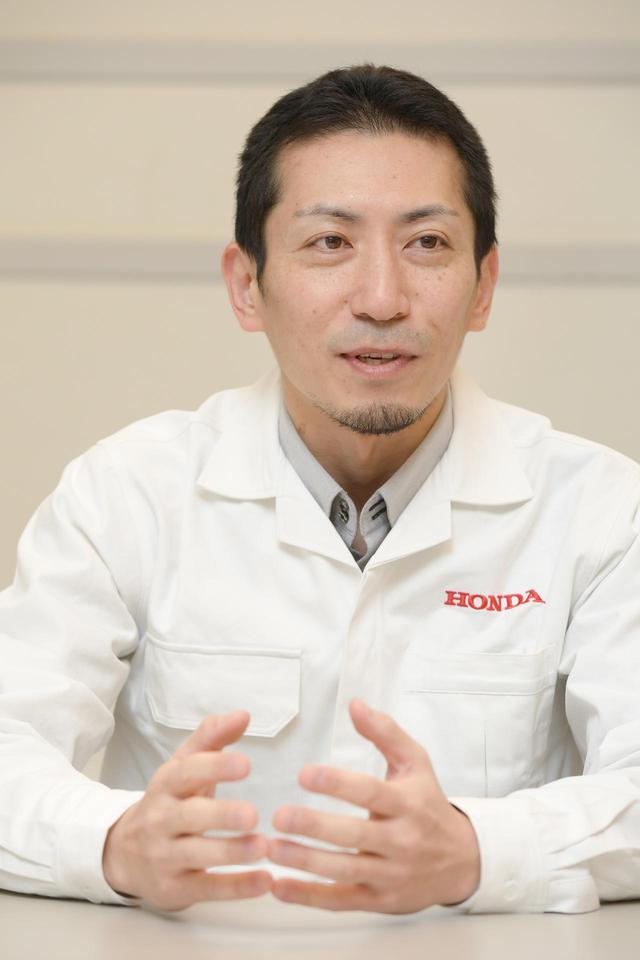 画像: HONDA R&D Southeast Asia Co.Ltd. 箕輪和也氏 Assistant Chief Engineer Product Engineering Division