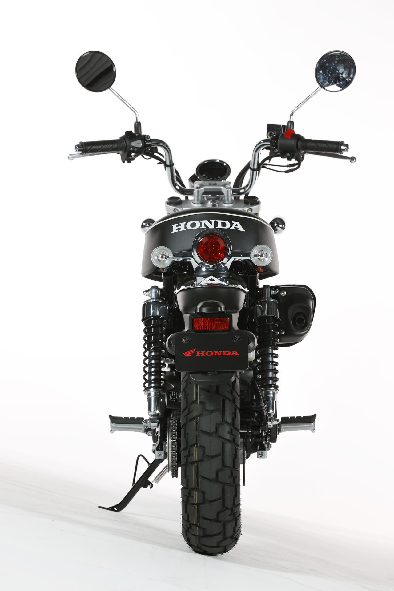 Images : 11番目の画像 - ホンダ「モンキー125」新色:パールシャイニングブラックの写真をもっと見る! - webオートバイ