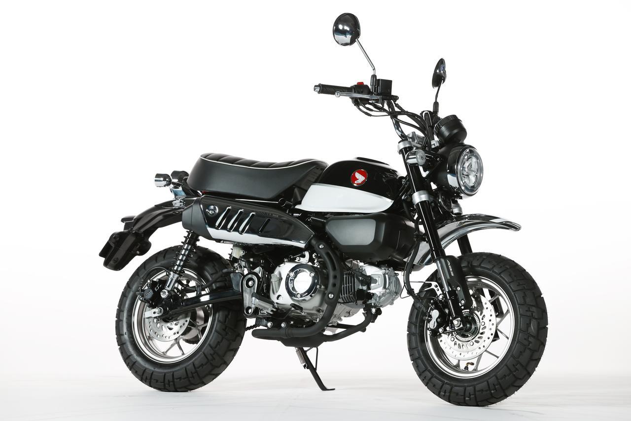 画像2: ドキッとする大人の『黒』 ホンダ「モンキー125」の2020年モデルに新色が登場、価格は変わらず4月3日(金)発売!