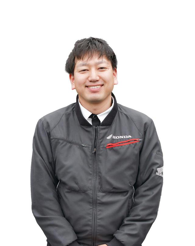 画像: 店長 安達晃久さん