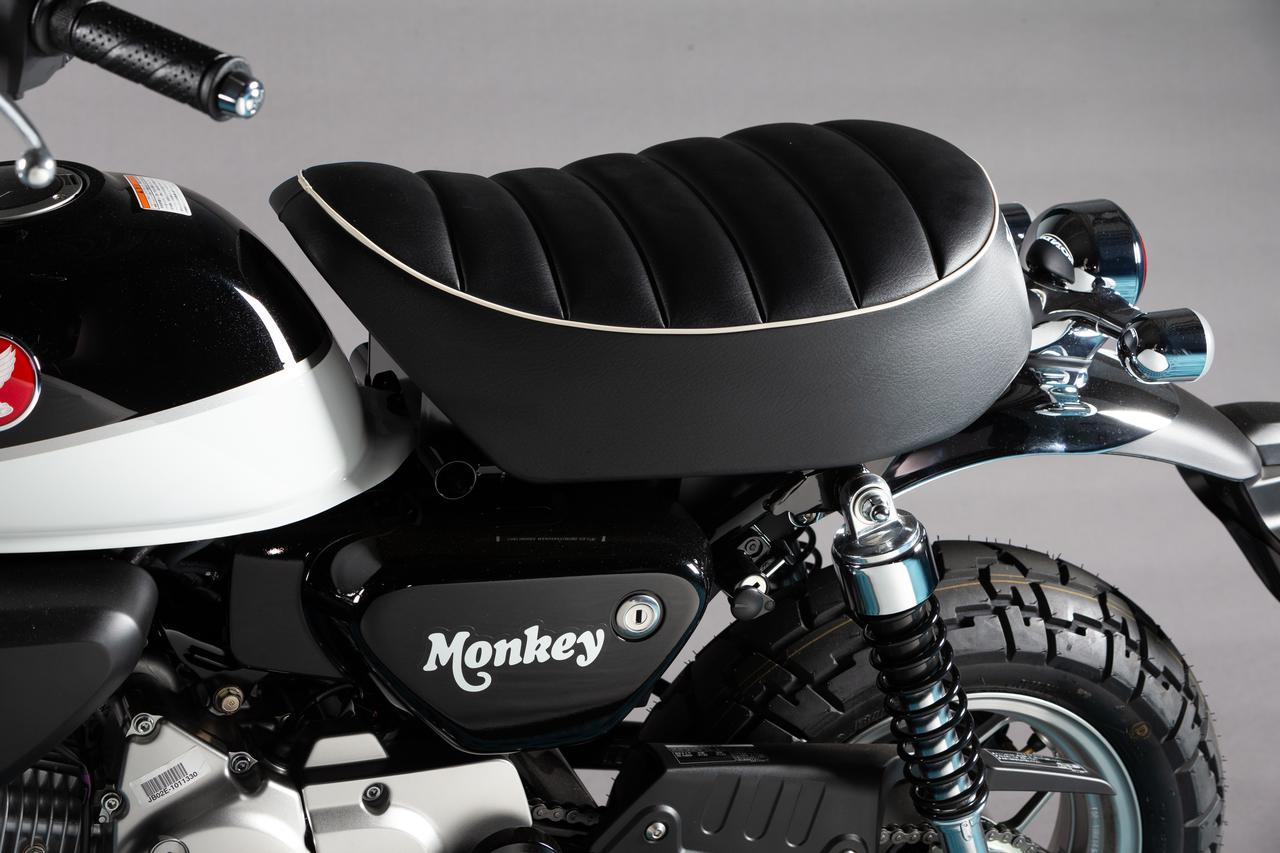 Images : 15番目の画像 - ホンダ「モンキー125」新色:パールシャイニングブラックの写真をもっと見る! - webオートバイ