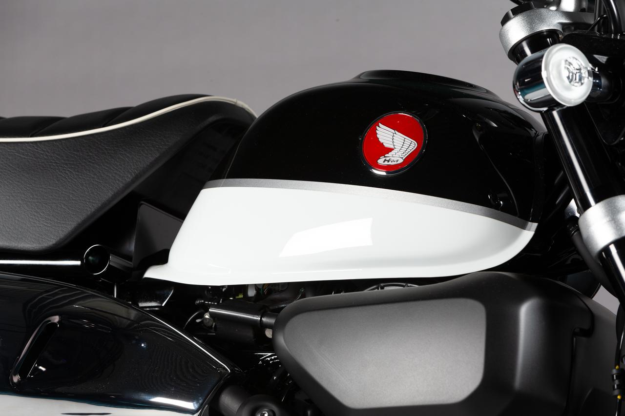 Images : 12番目の画像 - ホンダ「モンキー125」新色:パールシャイニングブラックの写真をもっと見る! - webオートバイ