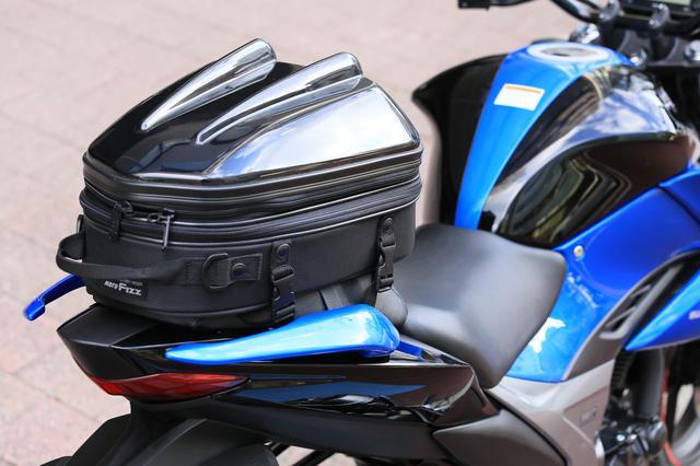 画像3: ワークマンらしく便利さ凝縮。バイクにも普段使いにも!