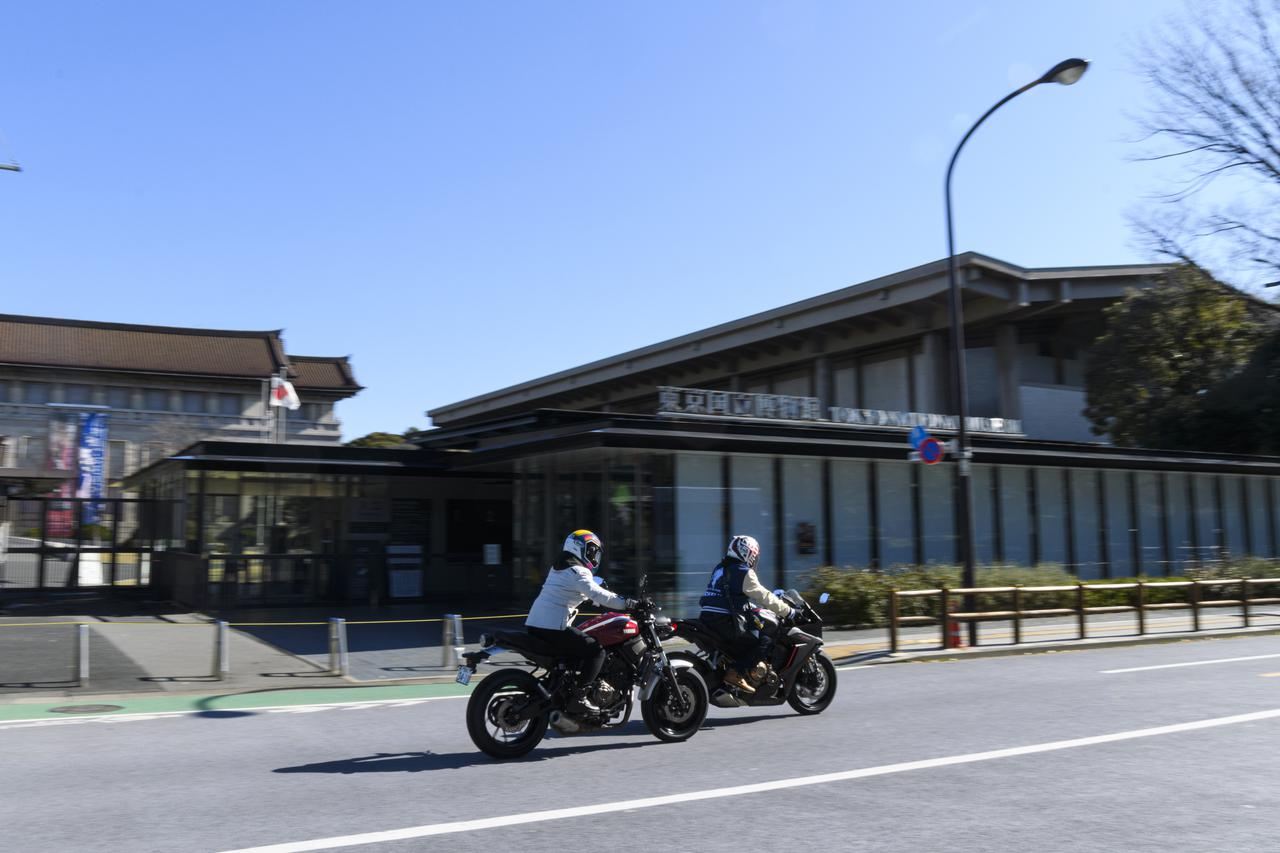 画像: こちらは東京・上野にある「東京国立博物館(★★★)」。外観だけで通り過ぎるのは勿体ないのですが、今回は素通り。