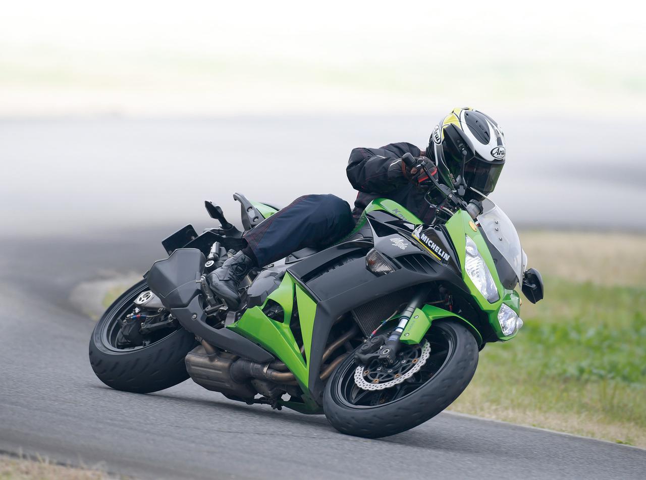 画像: 【タイヤインプレ】ミシュラン「パワー5」スポーツ&ツーリング! これぞ公道用タイヤの完成形!? - webオートバイ