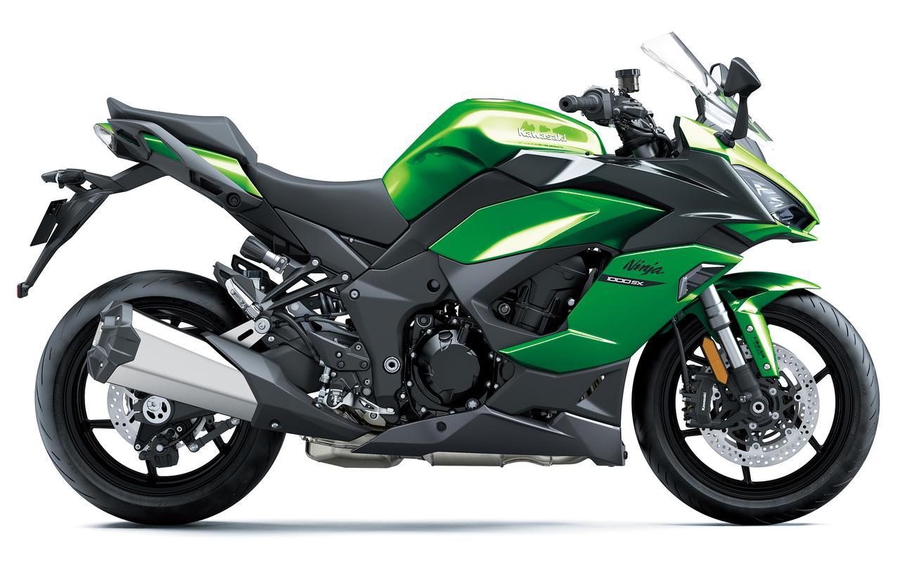 Images : 3番目の画像 - Ninja 1000SX(2020)の写真をまとめて見る - webオートバイ
