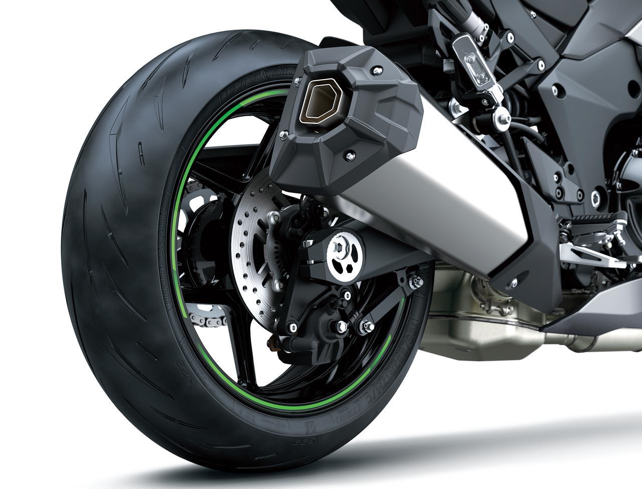 Images : 27番目の画像 - Ninja 1000SX(2020)の写真をまとめて見る - webオートバイ