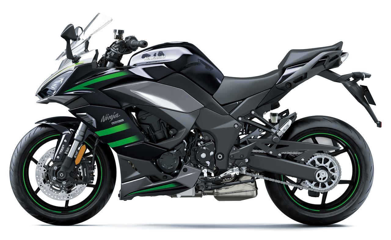 Images : 4番目の画像 - Ninja 1000SX(2020)の写真をまとめて見る - webオートバイ