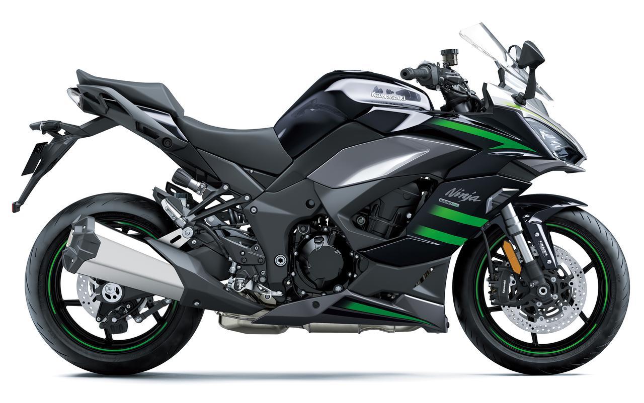 Images : 6番目の画像 - Ninja 1000SX(2020)の写真をまとめて見る - webオートバイ