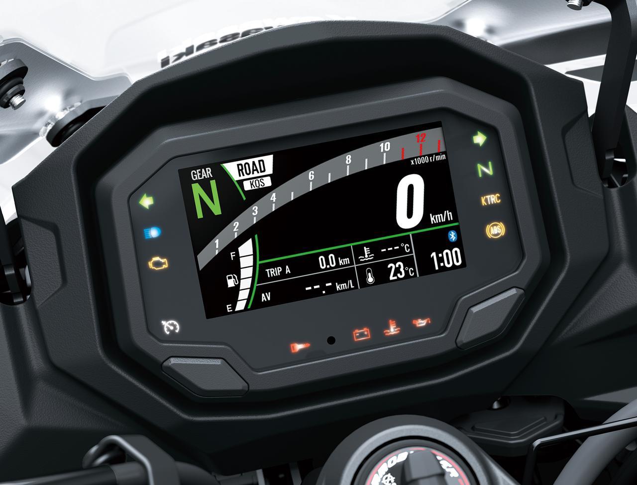 Images : 17番目の画像 - Ninja 1000SX(2020)の写真をまとめて見る - webオートバイ