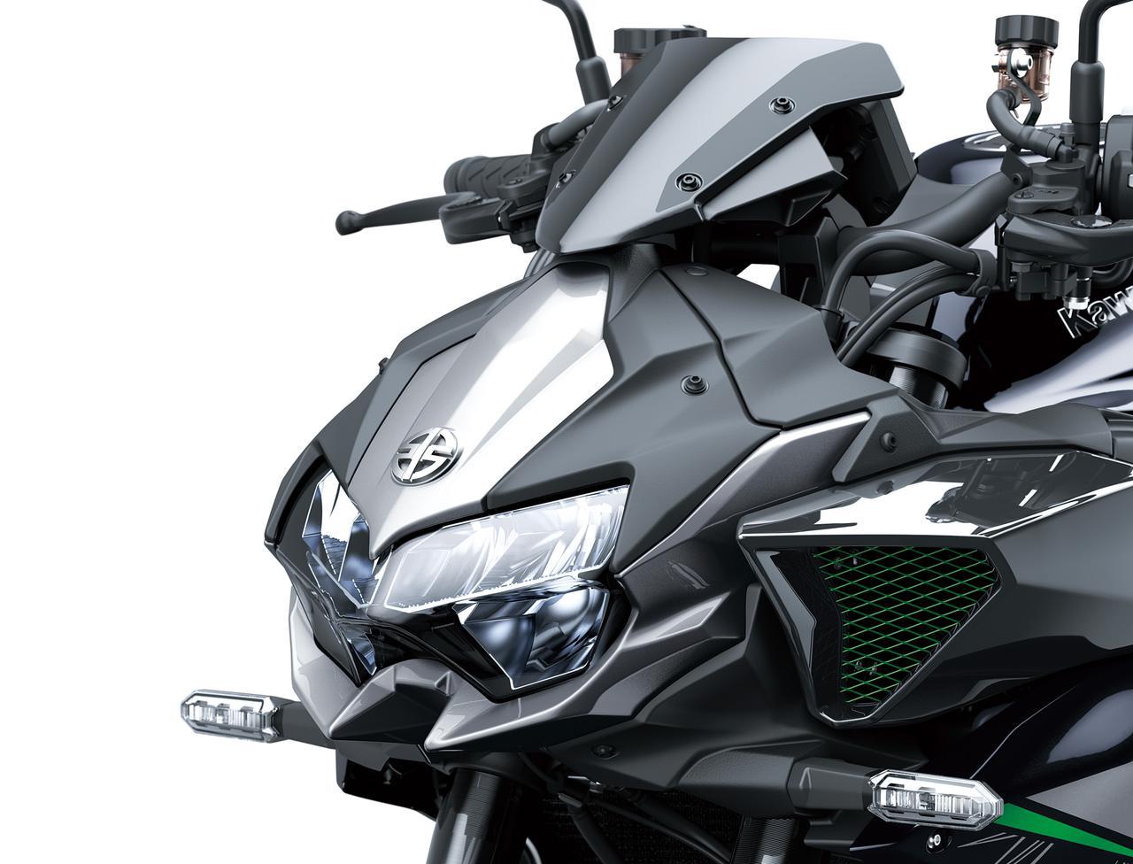 Images : 4番目の画像 - カワサキ「Z H2」の写真をもっと見る! - webオートバイ