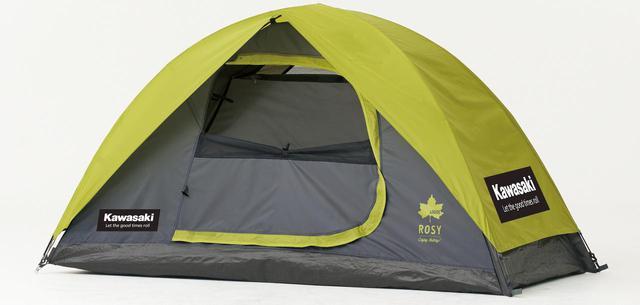 画像2: プレゼントはLOGOS製の非売品コラボ・テント!