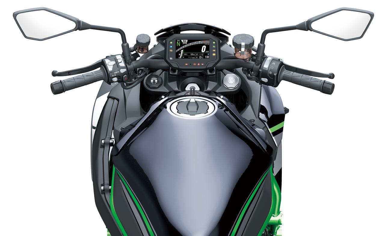 Images : 11番目の画像 - カワサキ「Z H2」の写真をもっと見る! - webオートバイ