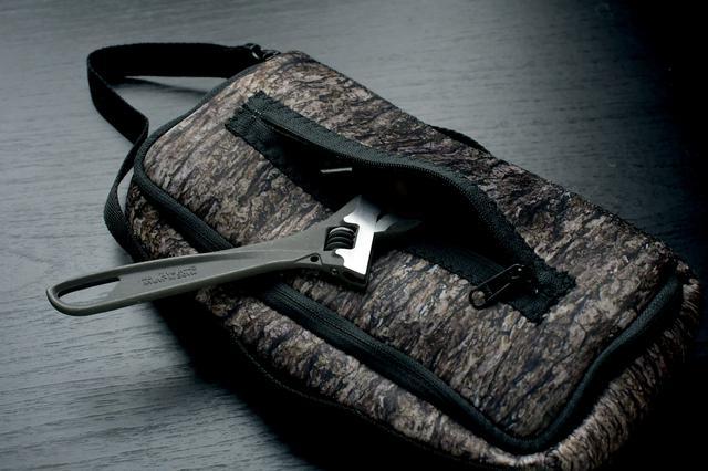 画像8: ホンダSUPER CUB50/70/90の工具を考える③ 工具収納編。ツールロールは工具巻き〈若林浩志のスーパー・カブカブ・ダイアリーズ Vol.8〉