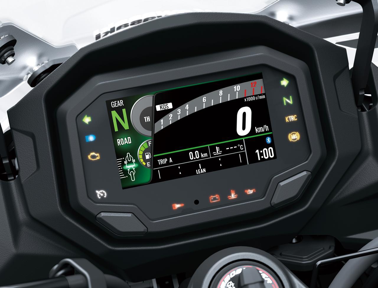 Images : 18番目の画像 - Ninja 1000SX(2020)の写真をまとめて見る - webオートバイ