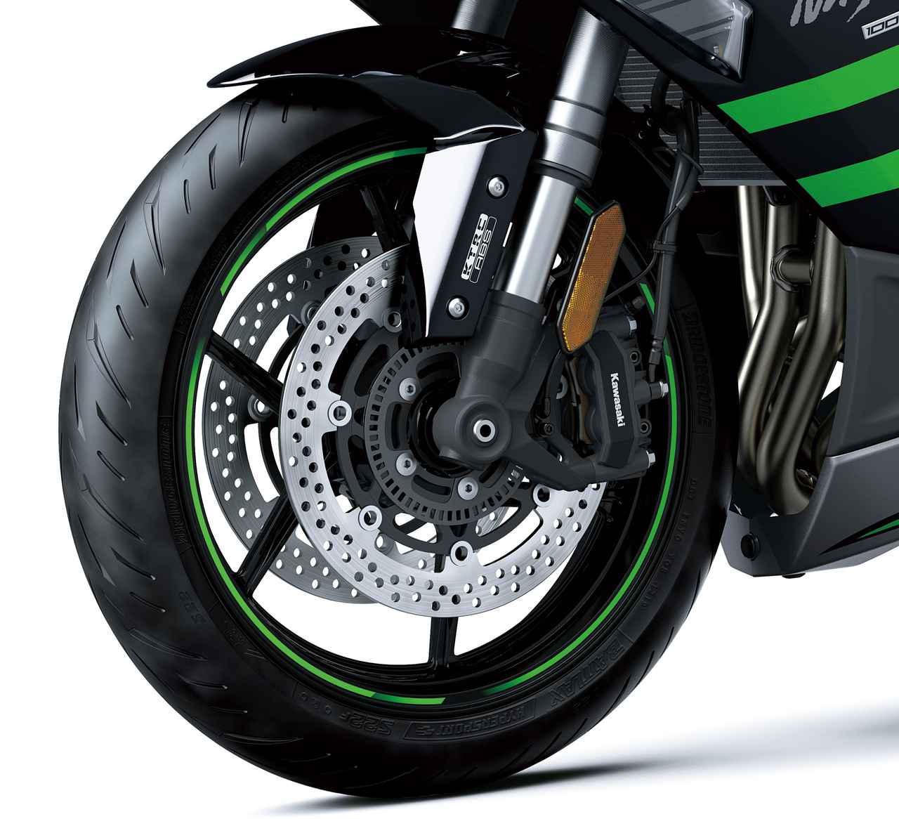 Images : 26番目の画像 - Ninja 1000SX(2020)の写真をまとめて見る - webオートバイ