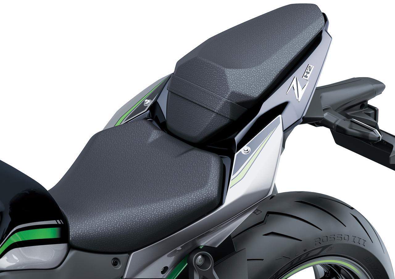 Images : 12番目の画像 - カワサキ「Z H2」の写真をもっと見る! - webオートバイ