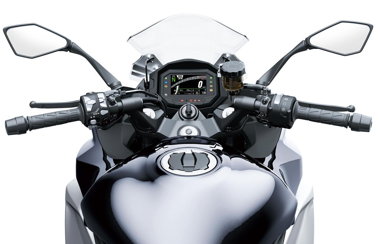 Images : 24番目の画像 - Ninja 1000SX(2020)の写真をまとめて見る - webオートバイ