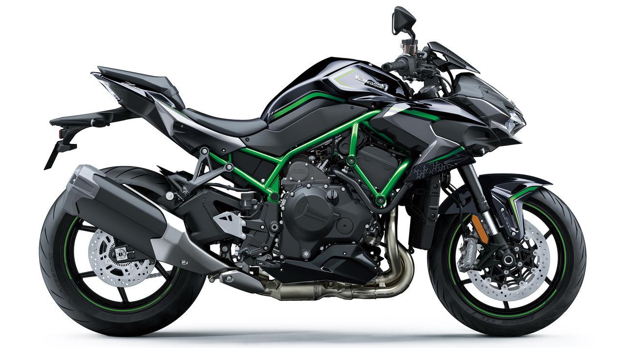 Images : 3番目の画像 - カワサキ「Z H2」の写真をもっと見る! - webオートバイ