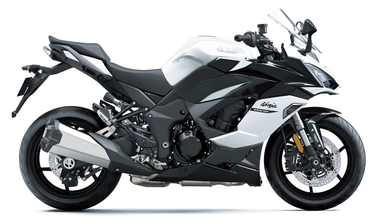 Images : 9番目の画像 - Ninja 1000SX(2020)の写真をまとめて見る - webオートバイ