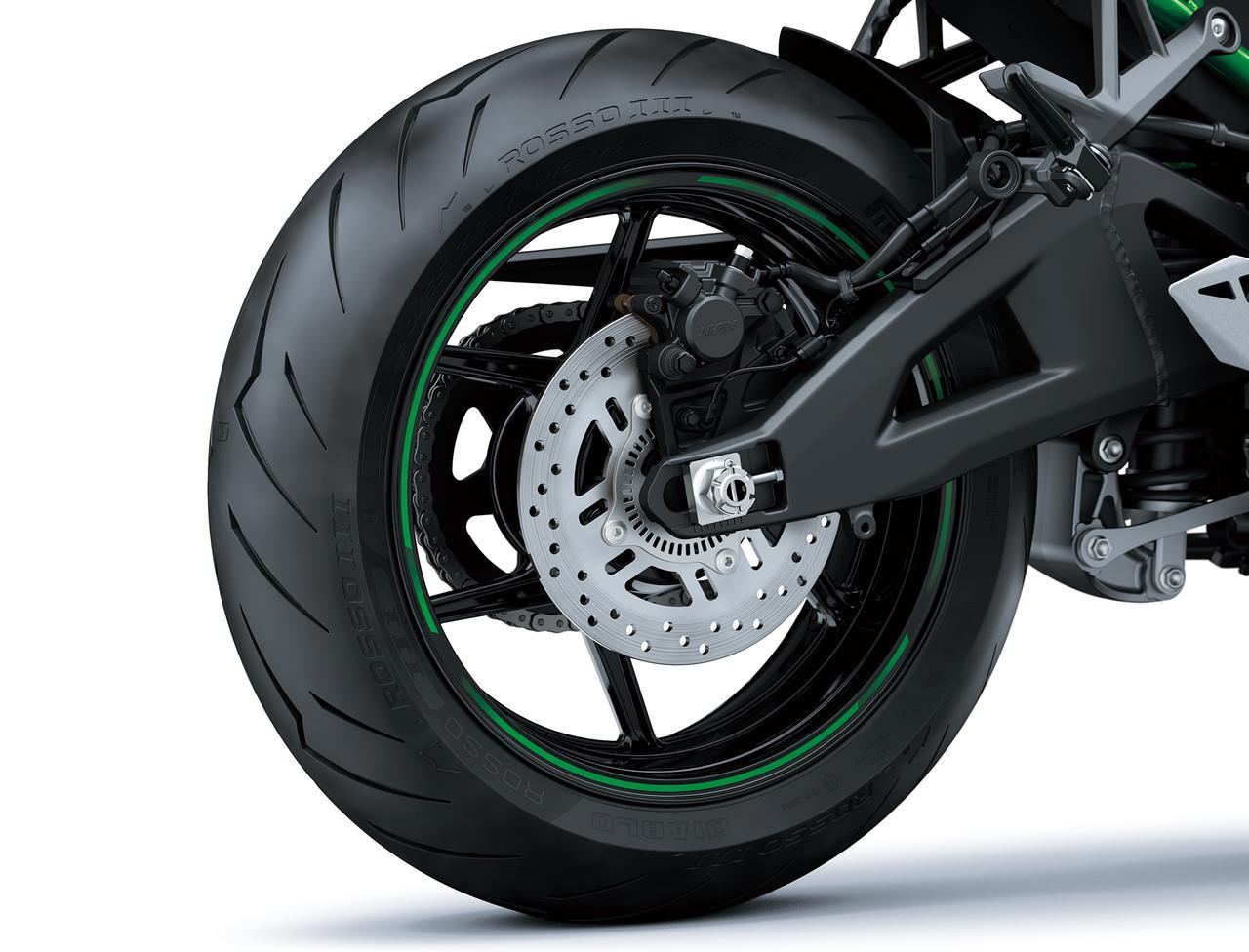 Images : 15番目の画像 - カワサキ「Z H2」の写真をもっと見る! - webオートバイ