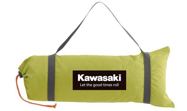 画像3: プレゼントはLOGOS製の非売品コラボ・テント!