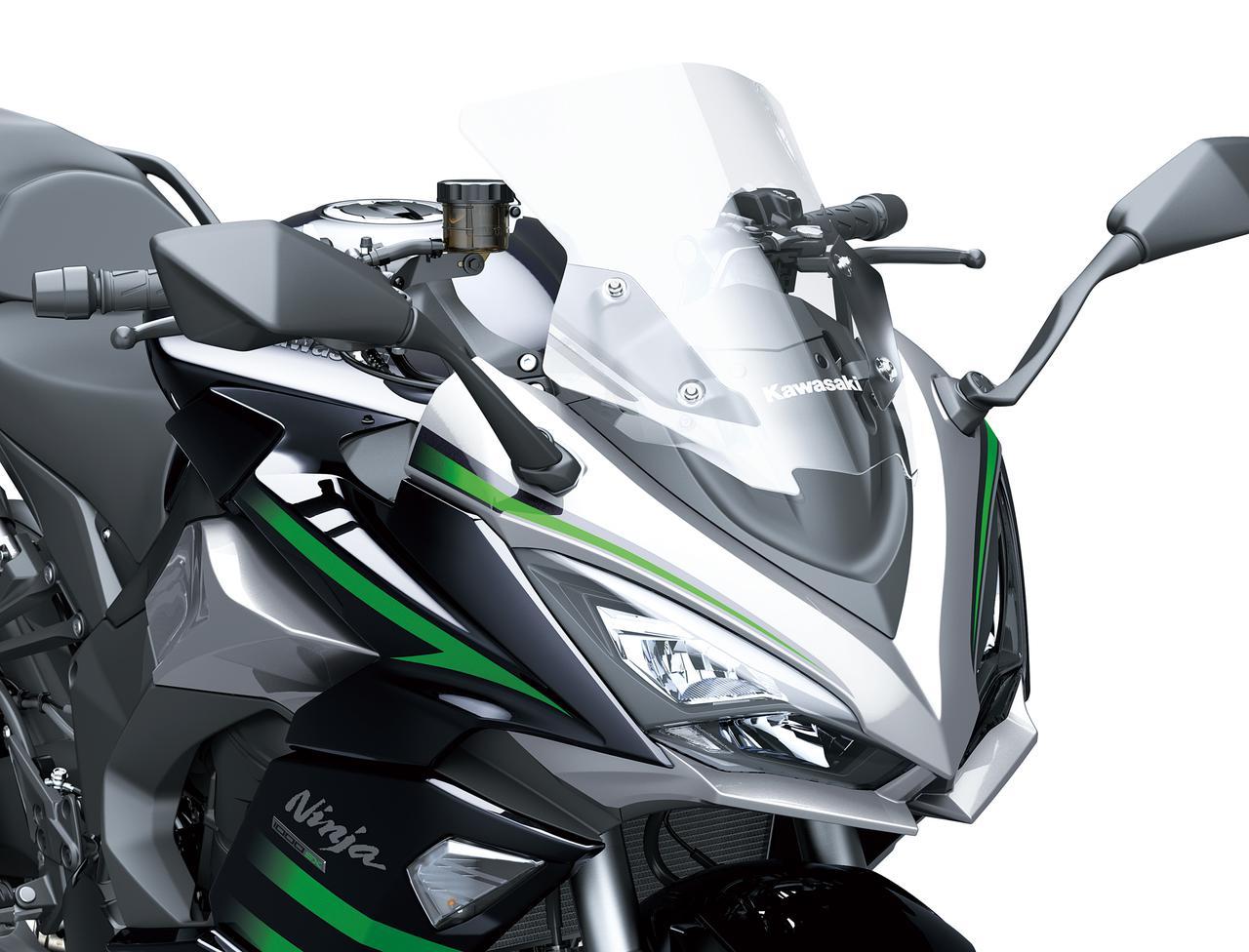 Images : 13番目の画像 - Ninja 1000SX(2020)の写真をまとめて見る - webオートバイ