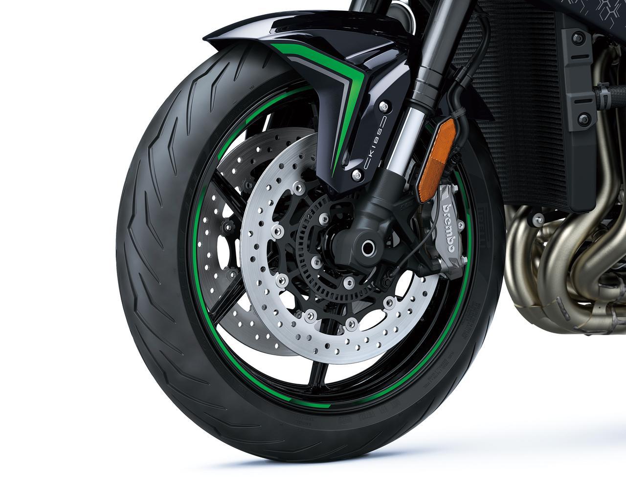 Images : 14番目の画像 - カワサキ「Z H2」の写真をもっと見る! - webオートバイ