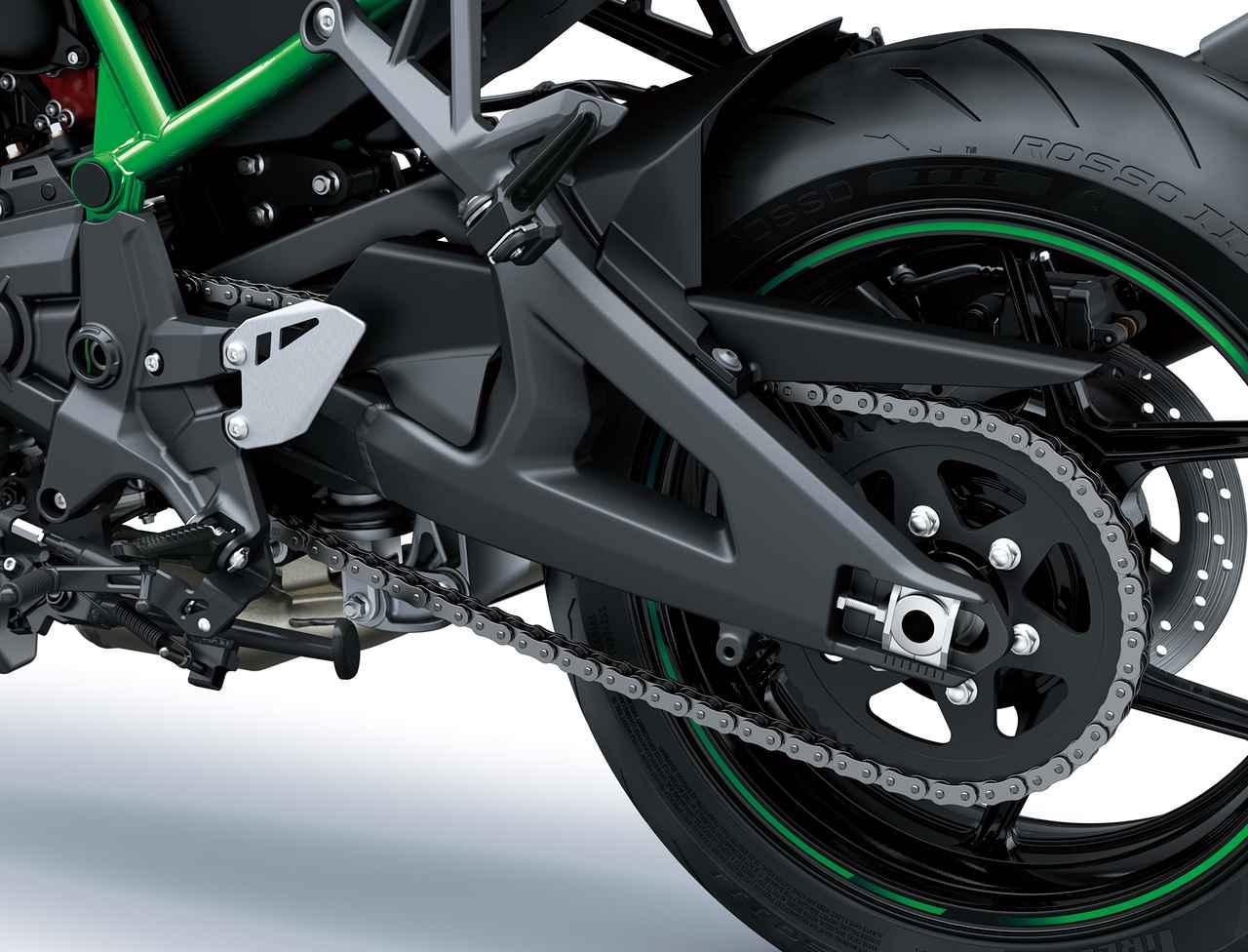 Images : 16番目の画像 - カワサキ「Z H2」の写真をもっと見る! - webオートバイ