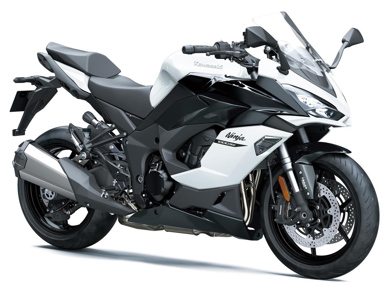 Images : 8番目の画像 - Ninja 1000SX(2020)の写真をまとめて見る - webオートバイ
