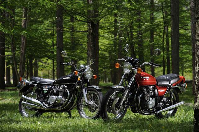 画像1: 1965~1985国産750ccクラス・カタログ
