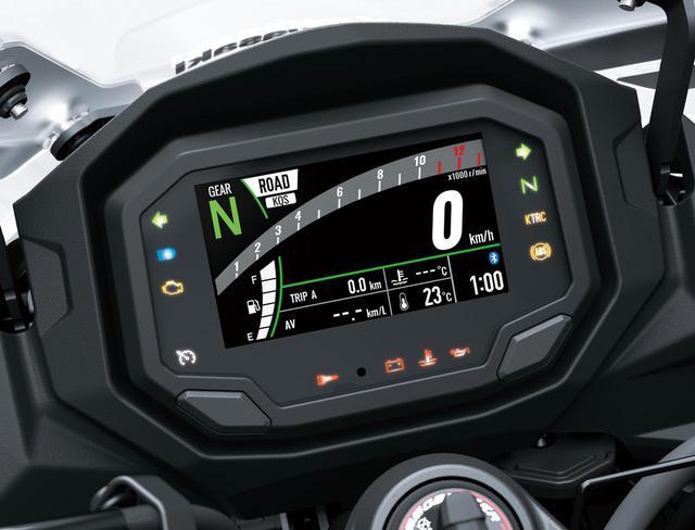 """画像3: カワサキ""""ニンジャ1000""""のスポーツツアラー性能をさらに高めた「Ninja 1000SX」が4月4日発売!"""