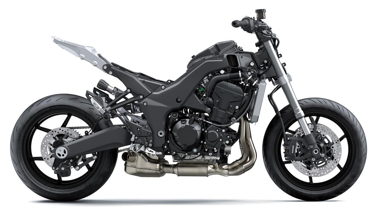 Images : 10番目の画像 - Ninja 1000SX(2020)の写真をまとめて見る - webオートバイ