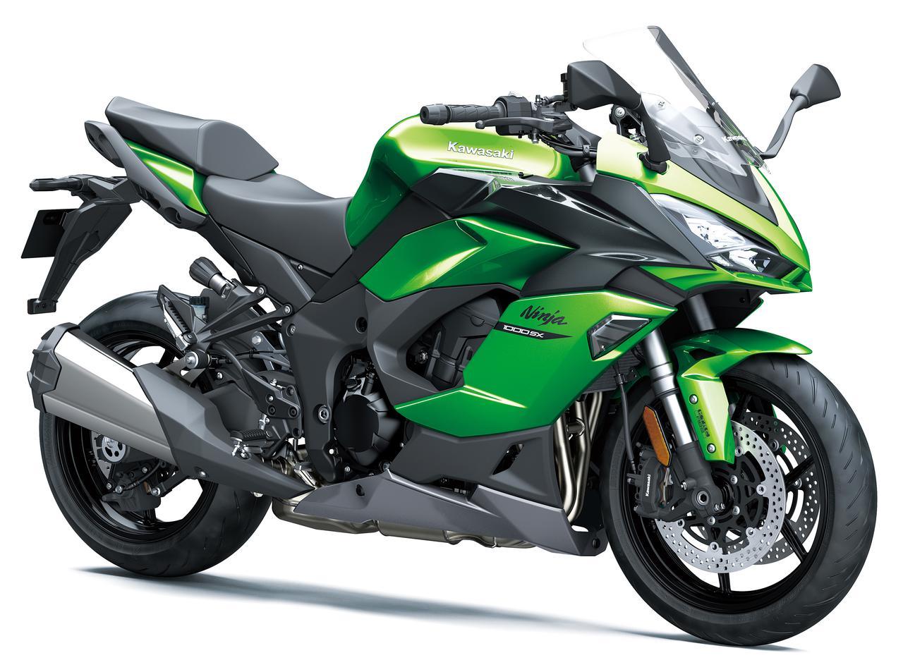 Images : 2番目の画像 - Ninja 1000SX(2020)の写真をまとめて見る - webオートバイ