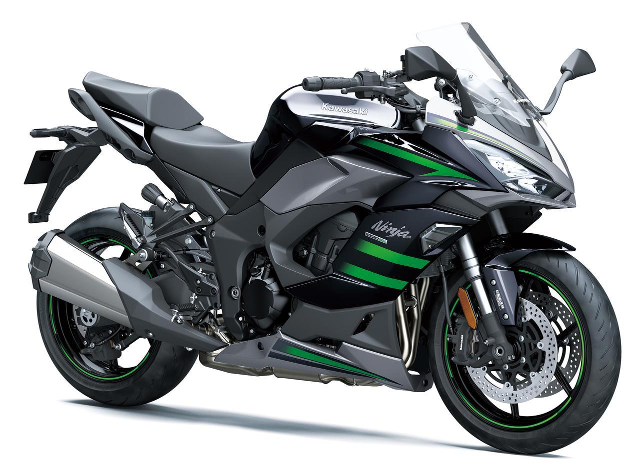 Images : 5番目の画像 - Ninja 1000SX(2020)の写真をまとめて見る - webオートバイ