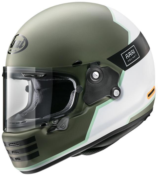 画像3: アドベンチャーバイクにも似合いそうなアライヘルメット「ラパイドNEO オーバーランド」が登場! カラーは2色展開!
