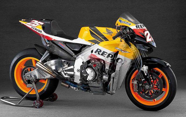 画像: 【MotoGP創成期】HONDA RC211V(2006)徹底解剖<No.04> ニッキー・ヘイデンのRC211Vとダニ・ペドロサのRC211Vの違い - webオートバイ