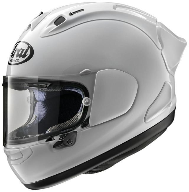 画像: アライヘルメットが「RX-7X FIM Racing #1」を発表!! エアロデバイスを装備しながら「RX-7X」より軽い、新たなレーシングフルフェイスが誕生 - webオートバイ