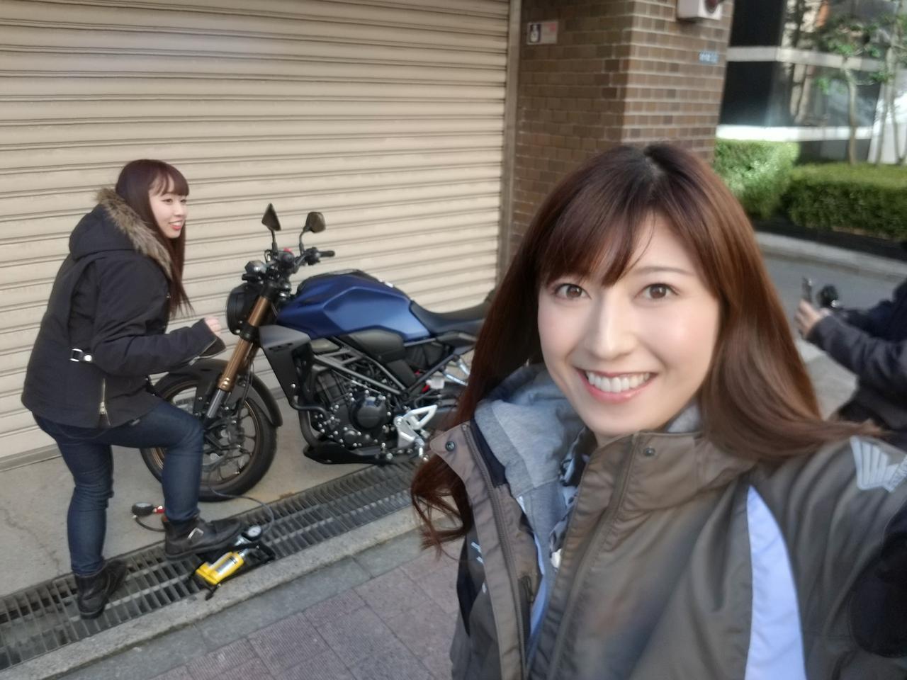 画像: [女子部のふたツー]Wさおりん春日部ツーリング(大関さおり 編)with 奥さおり - webオートバイ