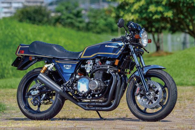 画像: モトジャンキーZ750FX(カワサキZ750FX) | ヘリテイジ&レジェンズ|Heritage& Legends