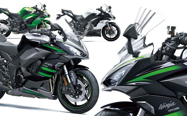 """画像: カワサキ""""ニンジャ1000""""のスポーツツアラー性能をさらに高めた「Ninja 1000SX」が4月4日発売! - webオートバイ"""