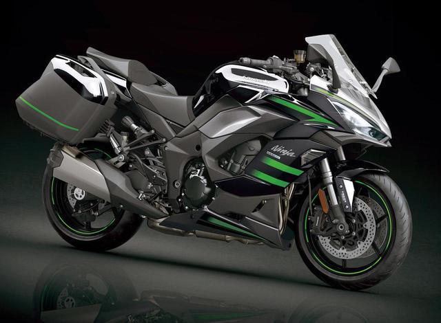 画像: 最新のニンジャ1000シリーズはどう変わったのか? カワサキ「Ninja 1000 SX」を徹底解説! - webオートバイ