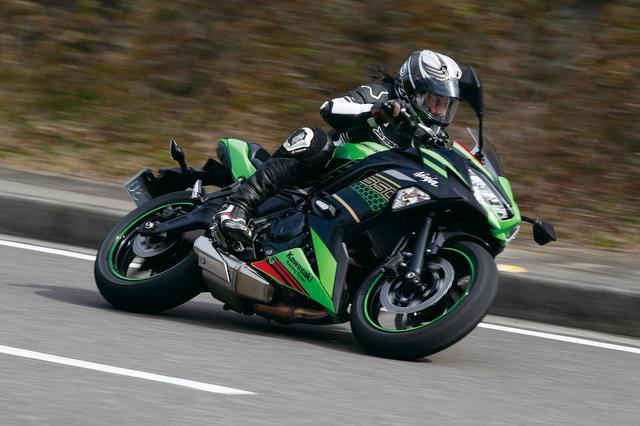 画像: 【試乗インプレ】カワサキ「ニンジャ650」2020年モデル/新型はデザイン変更とともに装備を充実、より高級感を高めた! - webオートバイ