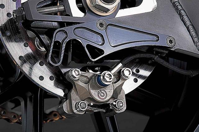 画像6: 990cc最終型のYZR-M1を徹底解剖