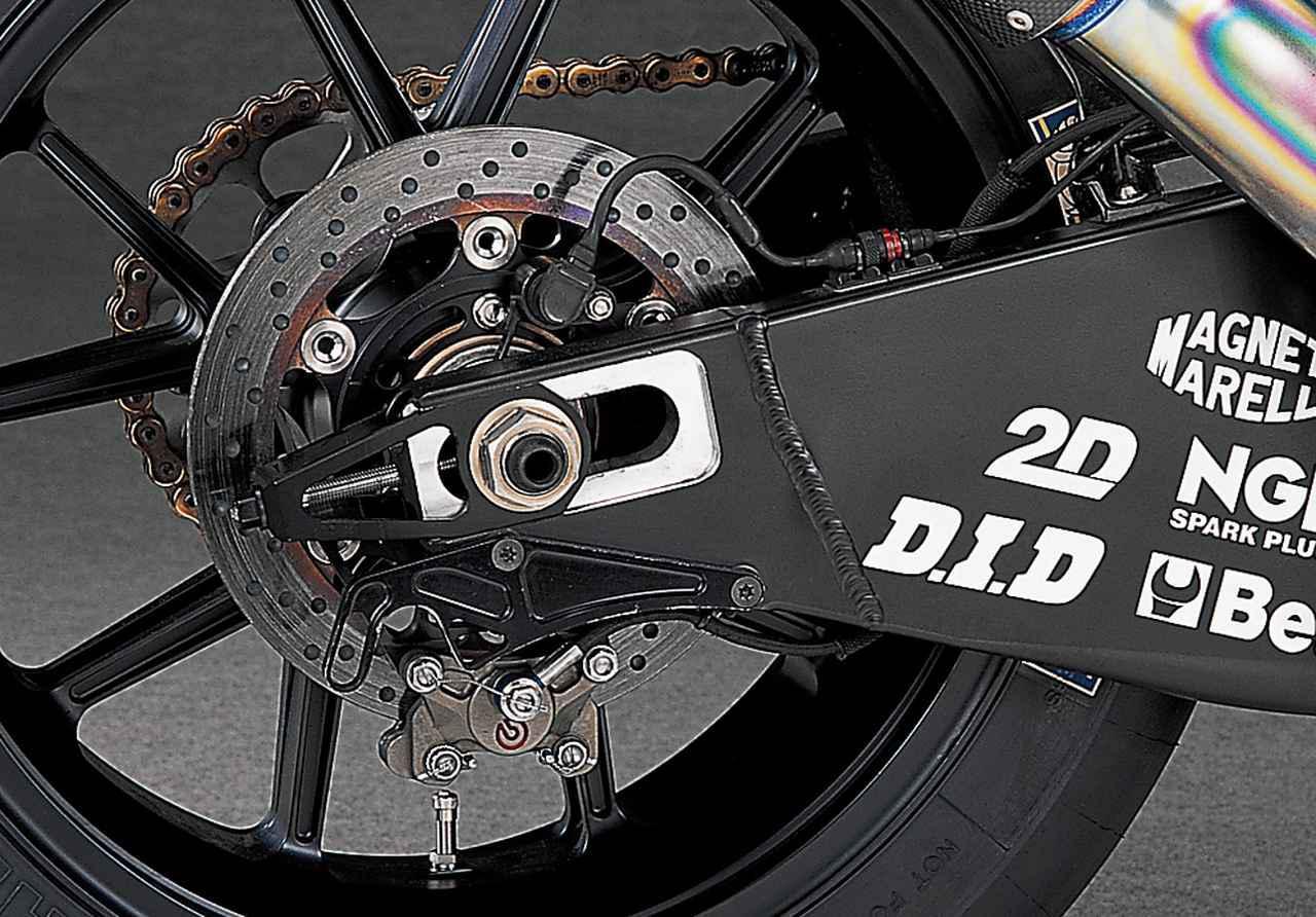 画像7: 990cc最終型のYZR-M1を徹底解剖
