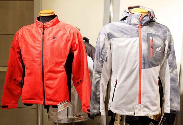 画像: ホンダの春夏ジャケット、受注ランキング1位と2位はこれ! コスパが高くて着やすいカジュアルウエアが2020年も流行の予感 - webオートバイ